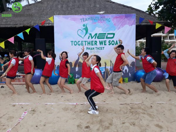 team building Imed Phan Thiet