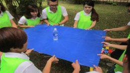 team building tổ chức tại KDL Lan Vương