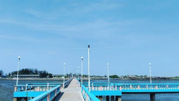 Biển Tân Thành - Tiền Giang